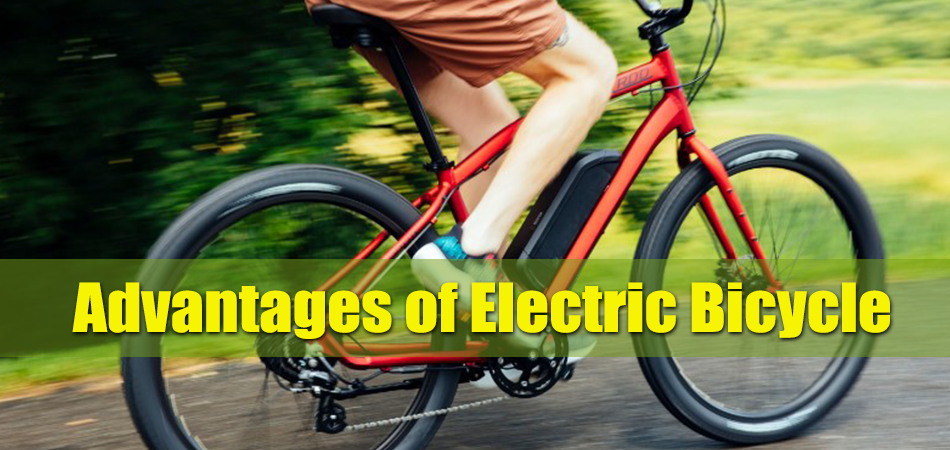 Advantages of Electric Bicycle