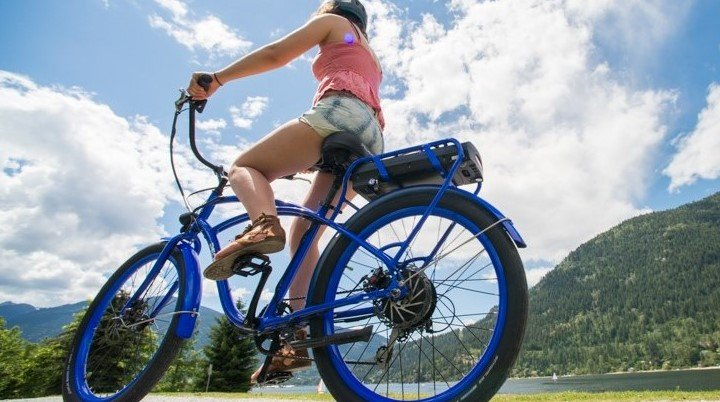 What Are the Advantages of Riding an Electric Bike